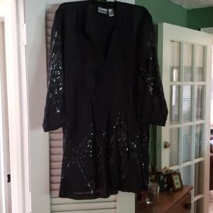 Chico's  Sequined Tunic